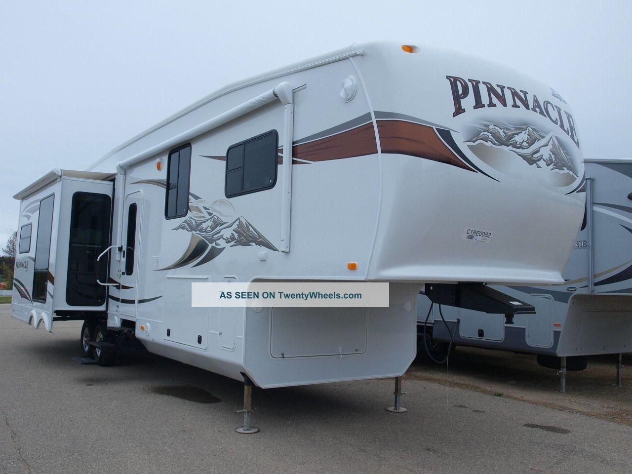 2012 Jayco Pinnacle 35lkts Fifth Wheel RVs photo