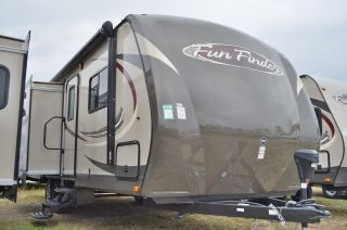 2013 Cruiser Rv Fun Finder 266kirb photo