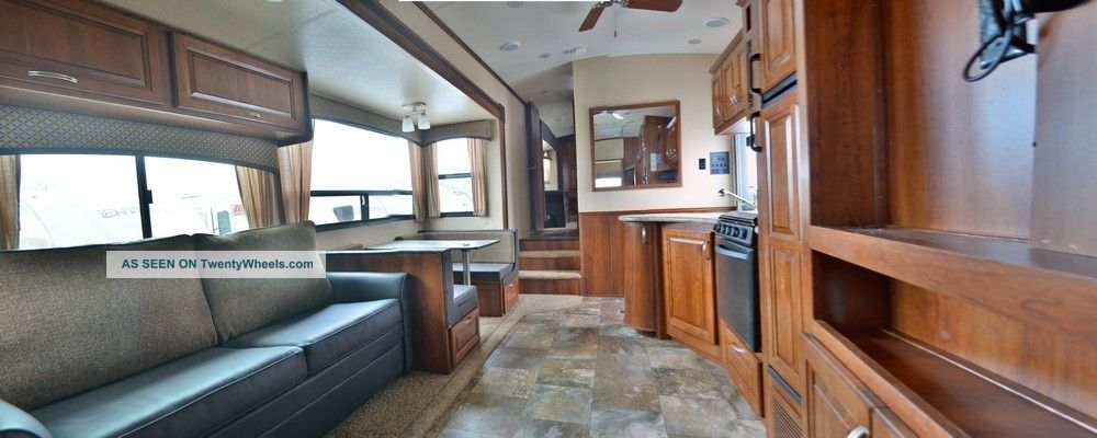 ... River Wildcat 337fb Front Bunk House 5th Wheel Fifth Wheel RVs photo 1