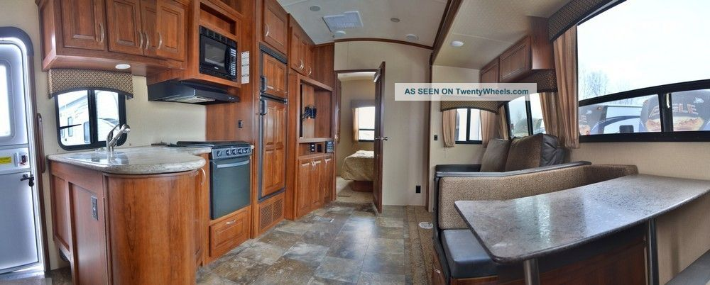 2013 Forest River Wildcat 337fb Front Bunk House 5th Wheel