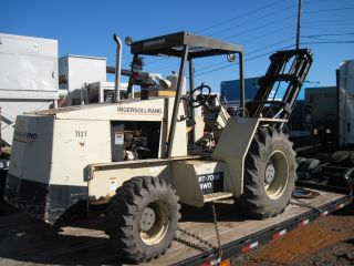 2000/2001 Ingersoll Rand Forklift photo