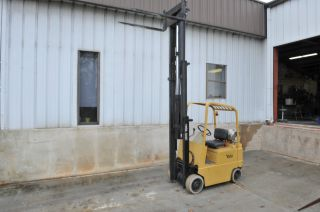 Yale 4000 Lb.  Forklift photo