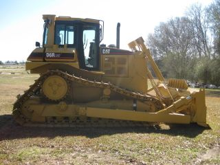 2004 Cat D6r Lgp Crawler Tractor Bulldozer photo
