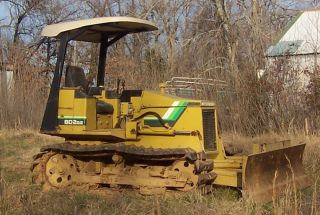 1993 Mitsubishi Bd2g Dozer - Crawler - Tractor 40hp - - Very Dependable photo