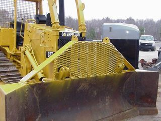 1990 Cat D - 4 High Track Dozer photo