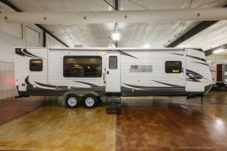 2013 Rear Kitchen Travel Trailer 30rkss photo