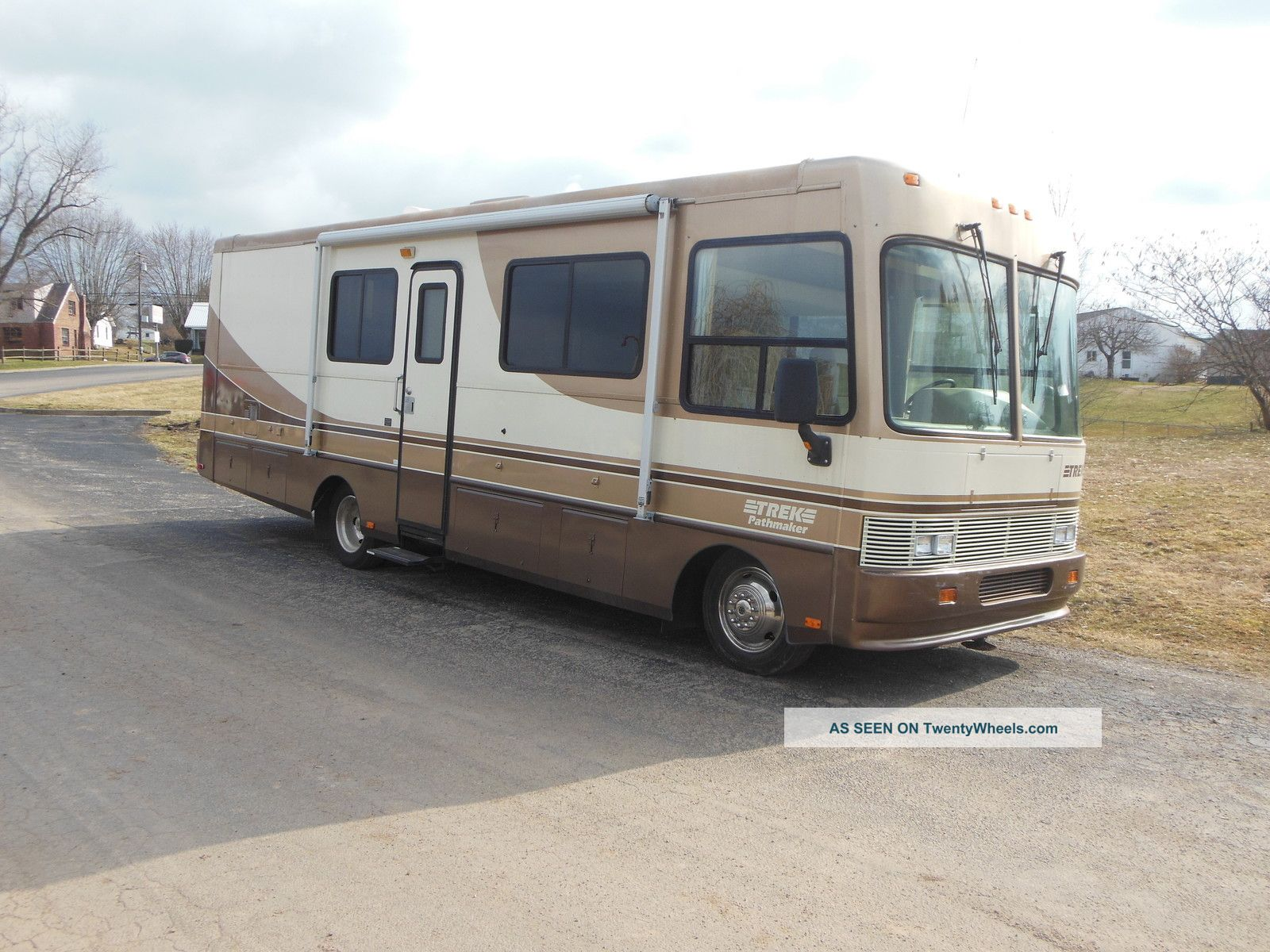 1998 Chevrolet Chassis Trek Safara Class A Motorhome Trek Safara Class A Class A RVs photo
