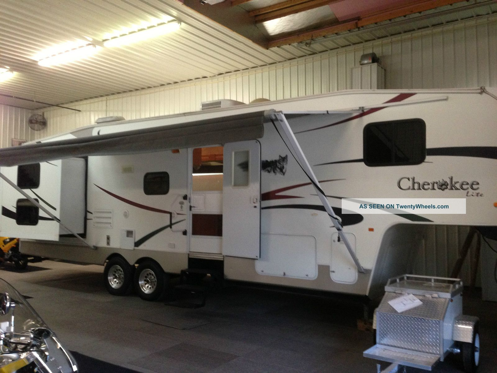 2008 Forest River Cherokee M285b+ Fifth Wheel RVs photo