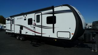 2013 Forest River 317bhsk Solaire photo