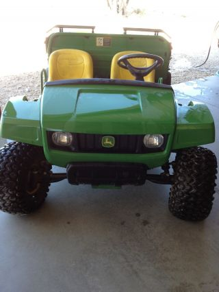 John Deere Gator Ts 2008 photo