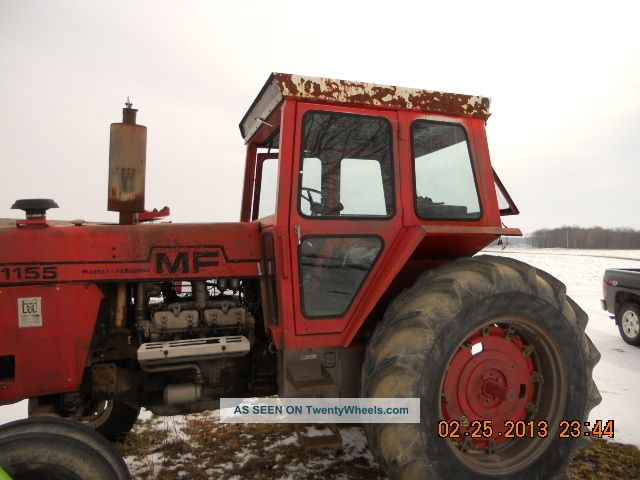 Massey Ferguson 1155 Tractors photo