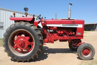 International Farmall Hydro Tractor Thumb Lgw