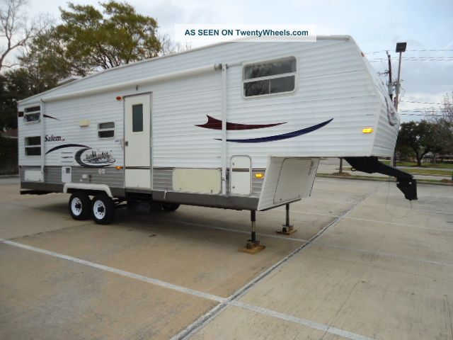 2005 Forest River Fifth Wheel RVs photo