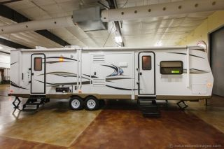 2013 Bunkhouse Travel Trailer 29ikts photo
