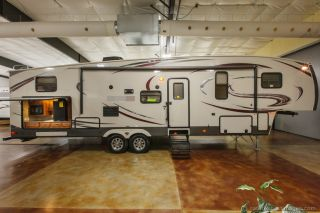 2013 Bunkhouse Fifth Wheel Thirty Four Tbok - 6 photo