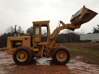 International H60b Wheel Loader photo
