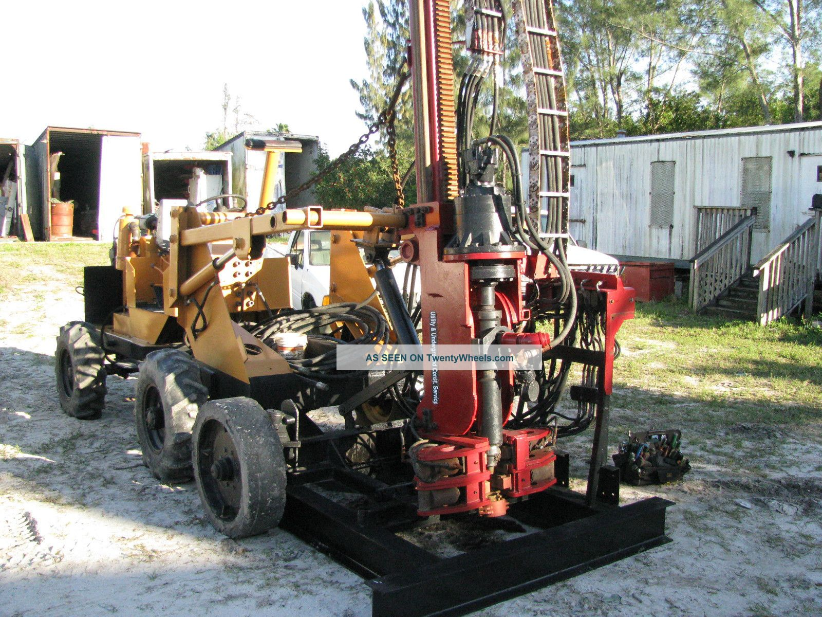 Contractors Directional Drill Unit Other photo