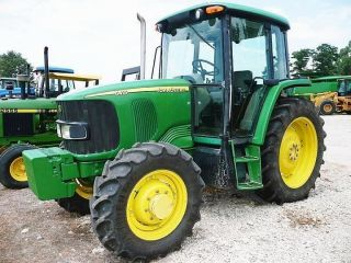 2005 John Deere 6415 4wd Tractor photo