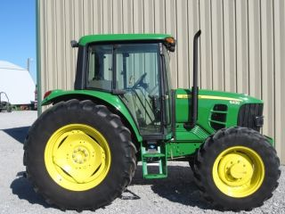 2010 John Deere 6430 4wd Tractor photo