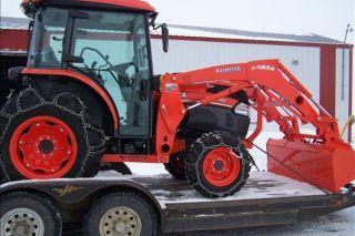 2011 Kubota L5740 Hstc - 3 Tractor photo