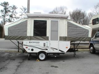 2012 Rockwood Freedom 1640ltd photo