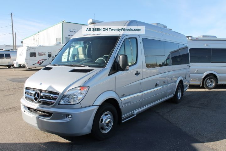 2012 Airstream Interstate Class B RVs photo