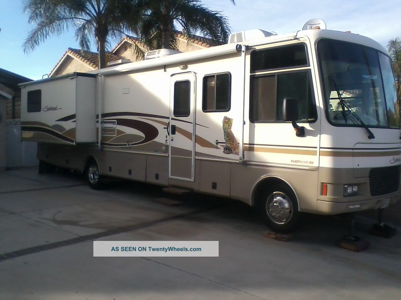 2001 Fleetwood Southwind 35r Class A RVs photo