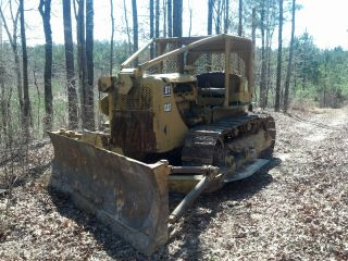 1955 D73t Caterpillar Bulldozer photo