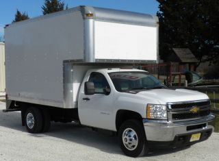 2011 Chevrolet 3500 photo