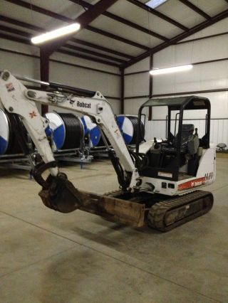 2009 Bobcat 331 Mini Excavator photo