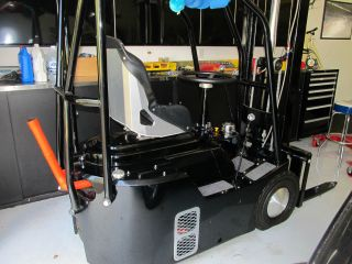 50 ' S Model Hyster From Holman - Moody photo