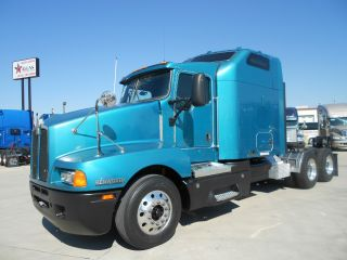 2007 Kenworth T600 photo