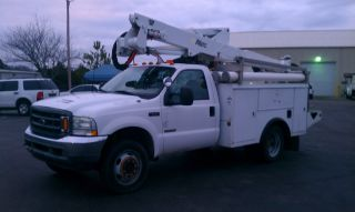 2003 Ford F - 550 photo