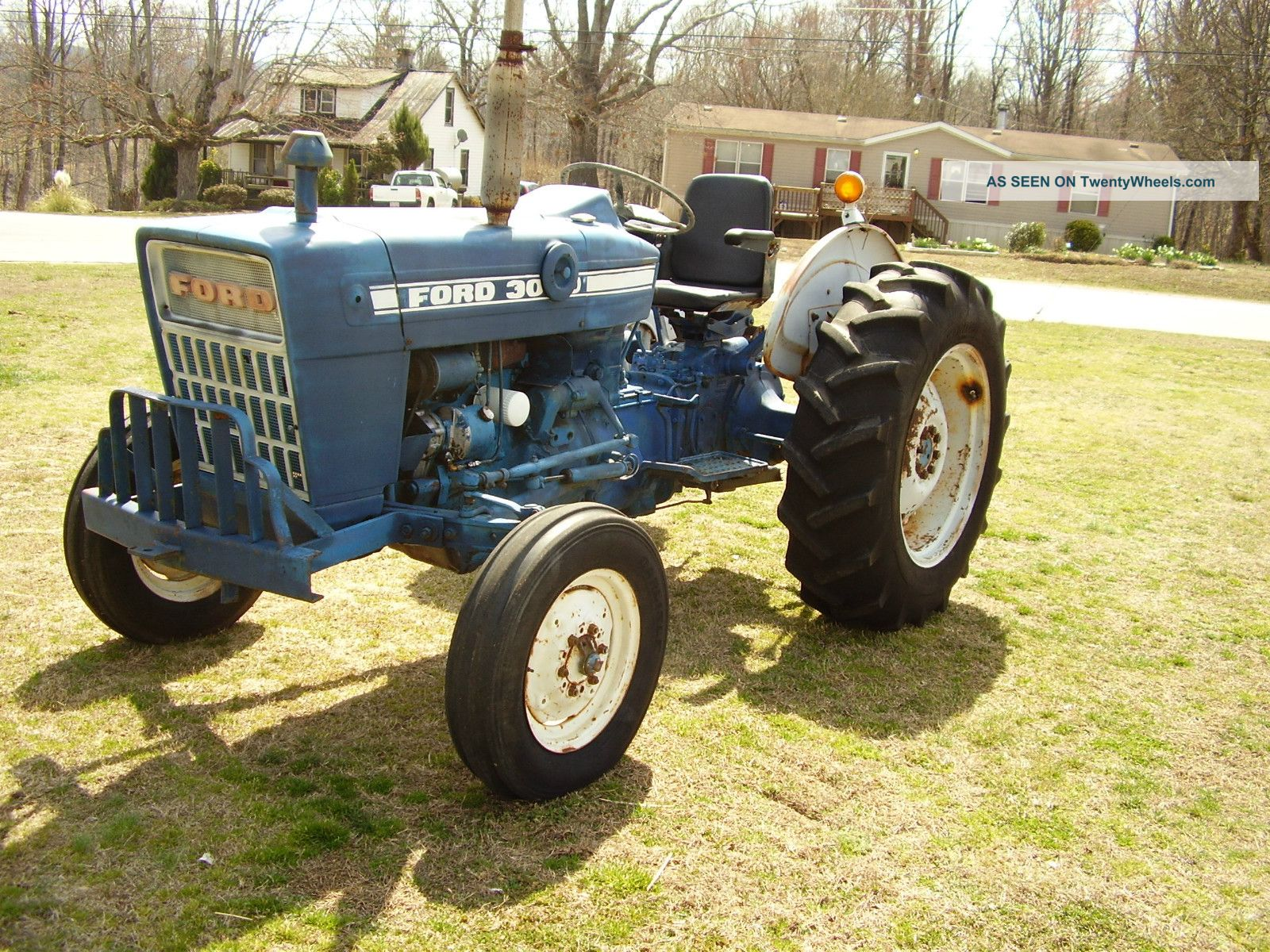 Ford 3000 Gas : Power wheels tractor lookup beforebuying