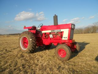 766 International Farmall Farm Tractor photo