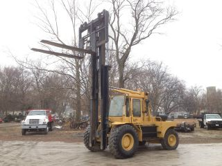 1998 Liftking 30,  000 Pound Pick 6cyl Cummins Turbo Comes With Container Handler photo