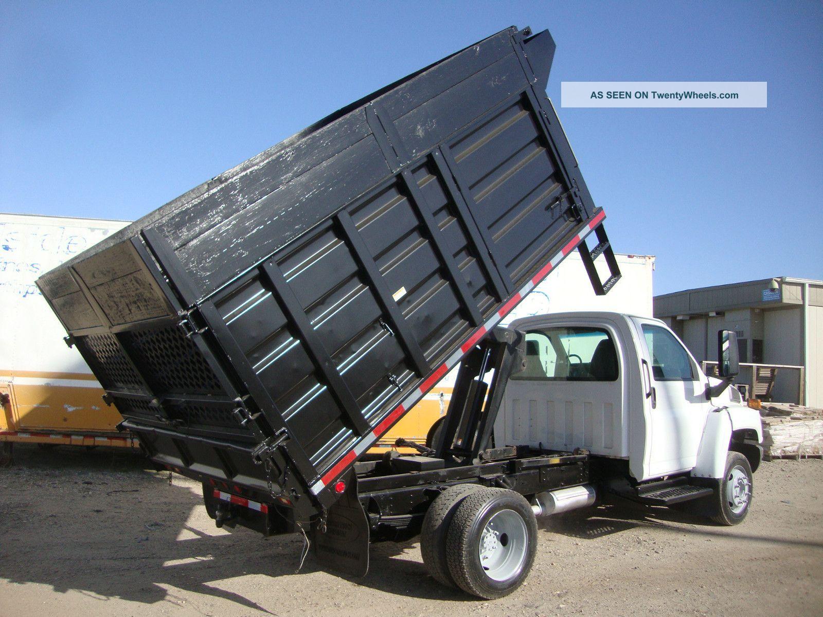 gmc 4500 mason dump autos post. Black Bedroom Furniture Sets. Home Design Ideas
