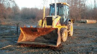John Deere 310se Backhoe photo