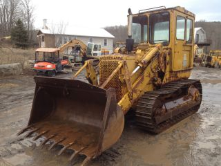 Caterpillar Cat 941 Crawler Loader Wheel Dozer Bulldozer Price photo