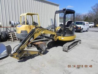 2004 Caterpillar 303c Cr Mini Excavator photo