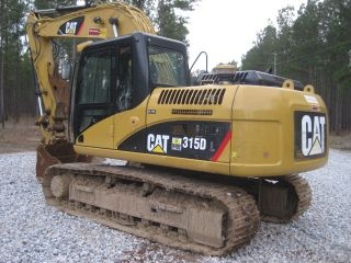 2008 Cat 315dl Excavator photo