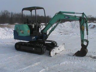 2006 Ihi 28n2 Mini Excavator photo
