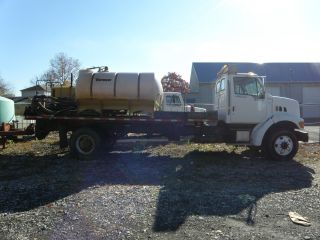 1997 Ford L8000 (313k Miles - 33k Gvw) W/ Vermeer Dt750 Mixing System (1676 Hrs) photo