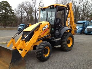 10 Jcb Backhoe 3cx14 Cat Case John Deere Extend A Hoe Low 400 Hr Demo Wholesale photo