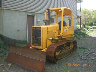 Crawler Dozer 450e John Deere photo