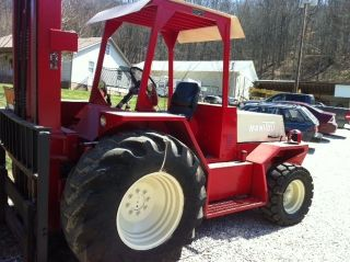 1995 Manitou Fork Truck,  Fork Lift photo