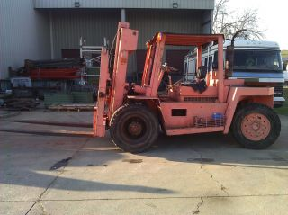 Allis - Chalmers Fp225s Forklift photo