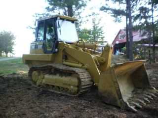 2006 Caterpiller 963c Crawler Loader photo