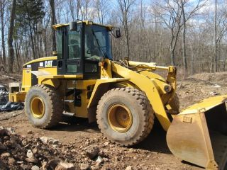 2002 Caterpillar 938g Wheel Loader photo