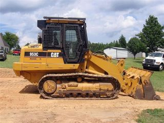 2006 Caterpillar 953c Crawler Loader photo